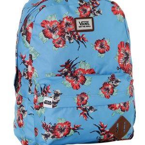 571317e4a9 NWT Disney Star Wars vans backpack ft yoda